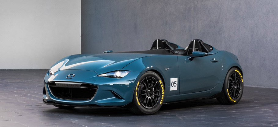 Mazda MX-5 Concepts - MX-5 Speedster