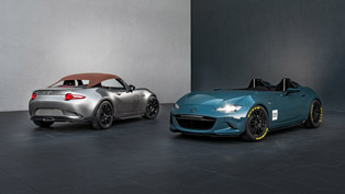 sema-bound mazda mx-5 concepts are centered on lightweight design