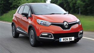Renault Updates the Standard Specifications for Clio and CapturRange