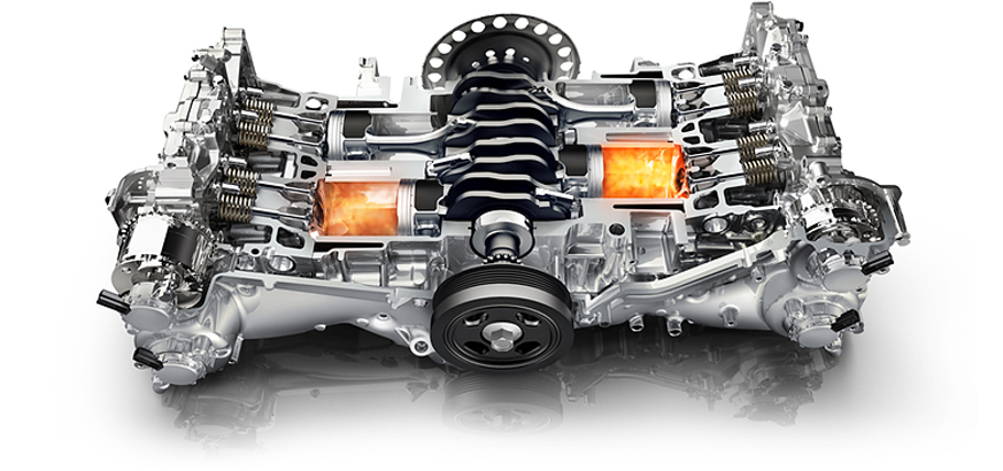 The-Advantages-of-Boxer-Engine-Design-Subaru