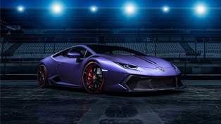 vorsteiner novara huracan is ready for sema reveal