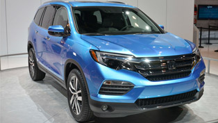 honda won the 2016 best suv brand award
