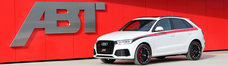 ABT Sportsline Audi RS Q3 Side View