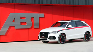 ABT Sportsline and the 410HP Strong Audi RS Q3