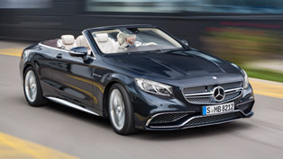 AMG Strikes Again: Mercedes-AMG S65 Cabriolet is Here!
