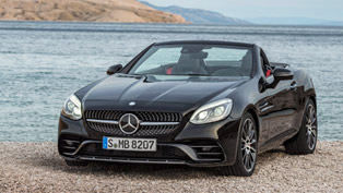 2015 mercedes-amg slc 43 is finally here! and the wait was worth it!