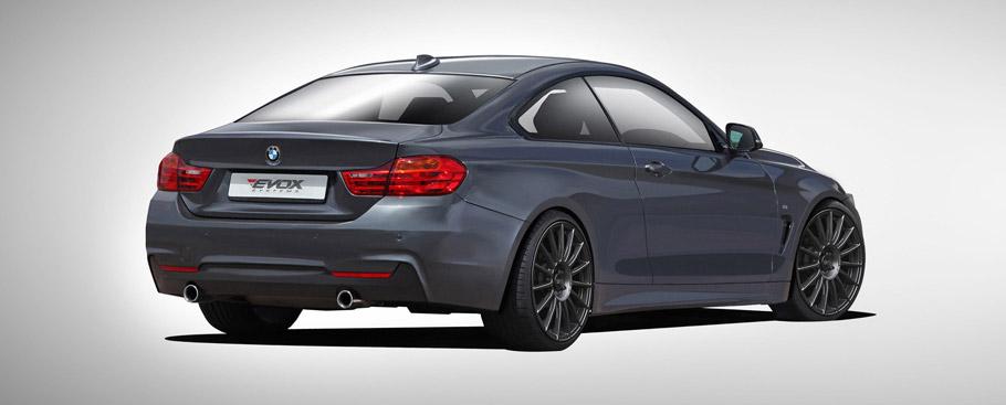 Alpha-N Performance BMW 4-Series Rear View