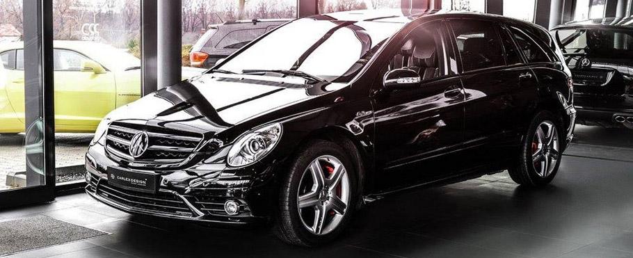 2015 Carlex Design Merdeces-Benz G-Class