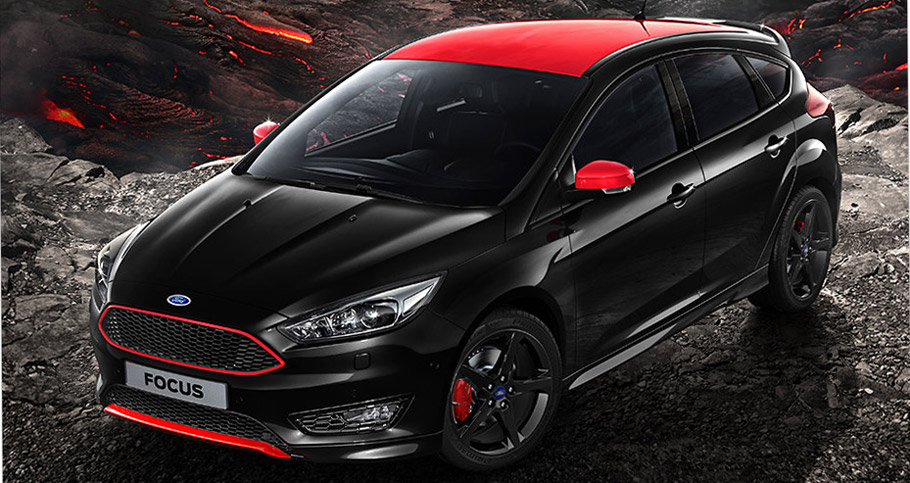ford unveils focus sport. Black Bedroom Furniture Sets. Home Design Ideas
