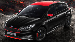 2016 Ford Focus Sport And the Fairytale Of Red and Black