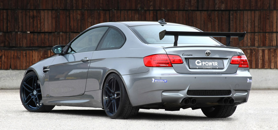 2015 G-Power BMW M3 RS E9X Rear View