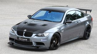 G-Power Says Goodbye to 2015 with Special BMW M3 RS E9X