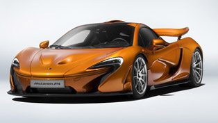 Meet the Last McLaren P1™ with Production Number 375