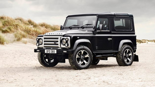 Overfinch Marks Defender's 40th Anniversary with a Special Edition