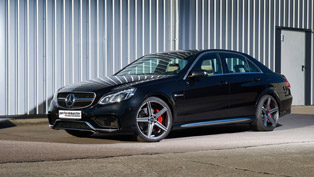 "Performmaster Redefines Pure ""E-nergy"" with Custom Mercedes E63 AMG"
