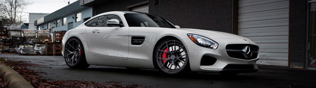 Mercedes-Benz AMG GT Beautified by SR Auto Group
