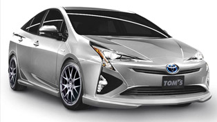 Who Said TOM's Racing Toyota Prius Isn't Good Enough?