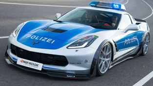 TUNE IT! SAFE! Brings a Special Chevrolet Corvette Model
