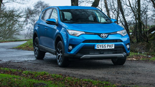 2015 Toyota RAV4 Marches Towards UK