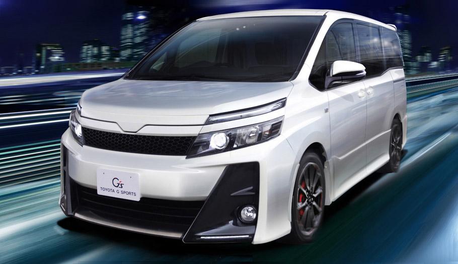 2015 Toyota Voxy G Conpcet