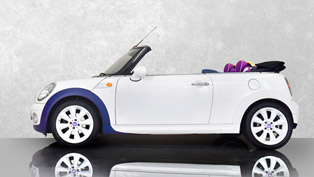 Vilner Creates the Most Eccentric MINI One Cabrio in the Universe
