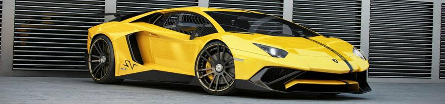2015 Lamborghini Aventador LP 750-4 SV 01