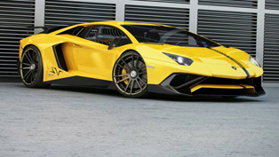 wheelsandmore enhances a lucky lambo aventador