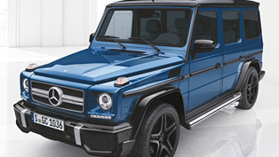 designo manifaktur Decided to Tweak the Monstrous Mercedes-Benz G-class