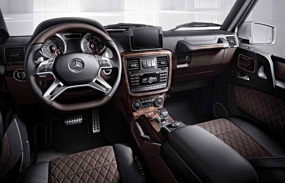 2015 designo manifaktur Mercedes-Benz G-class