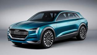 Audi Announces Plans for 2016 Season