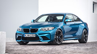 2016 BMW M2 and X4 M40i to Debut at NAIAS in January