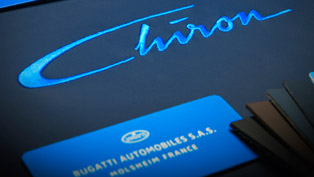 bugatti is almost ready with the exclusive chiron model