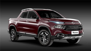 fiat releases toro pickup dedicated for south america