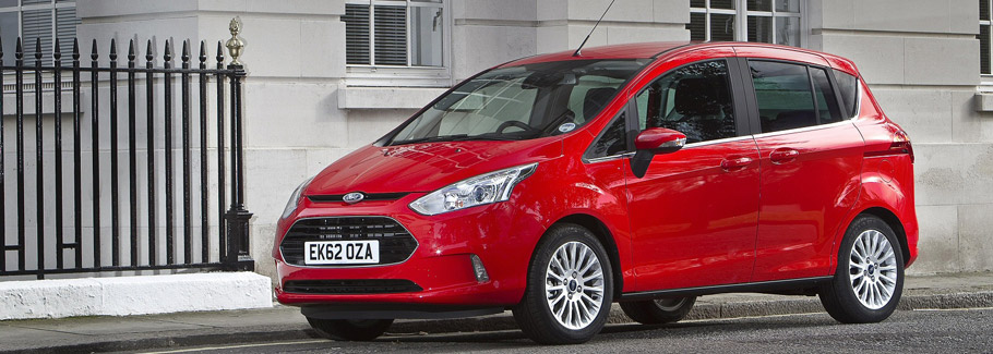 2016 Ford B-MAX Zetec Color Edition