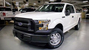 2016 F-150 Will Be Offered With Even Cleaner Engines