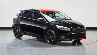 You Can Now Order Ford Focus Red and Black Editions