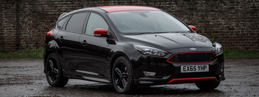 2016 Ford Focus Zetec S Black Edition