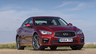 Infiniti Releases More Details For 2016 Q50 and QX60 Models