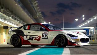 Maserati GranTurismo MC GT4 to Compete in 2016 GT4 Championships