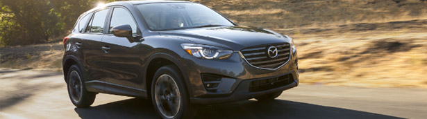 Mazda Unveils the Christmas Presents: 2016 CX-5 Becomes Even More Appealing