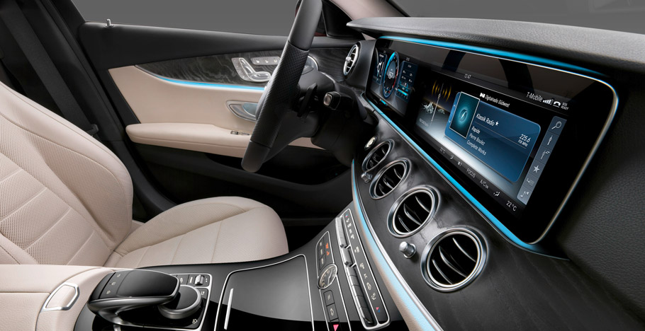 Mercedes-Benz E-Class interior Second Image