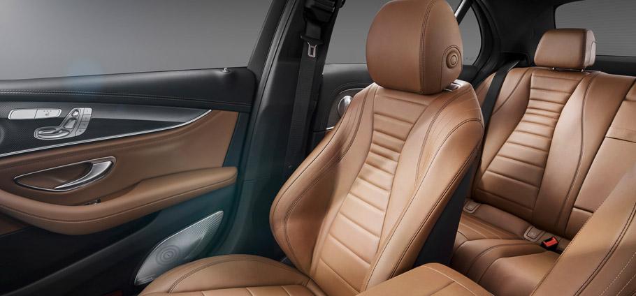 Mercedes-Benz E-Class interior Third Image