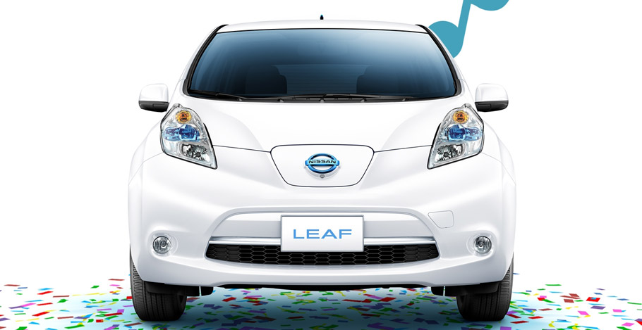 2016 Nissan LEAF Spotify Playlist