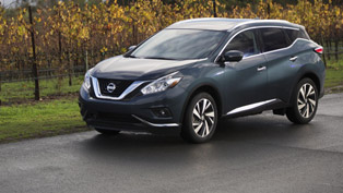 Nissan Murano Is Ready for 2016 Season!