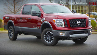 nissan packs up the christmas presents! 2016 titan xd is more appealing than ever!