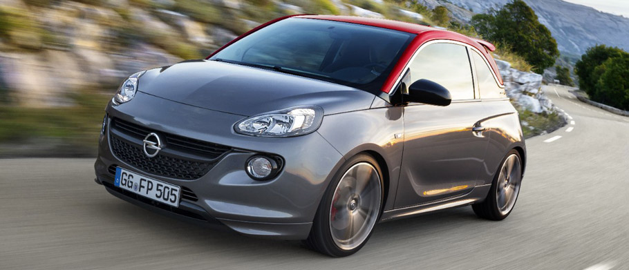 Opel Improves infotainment system of ADAM model