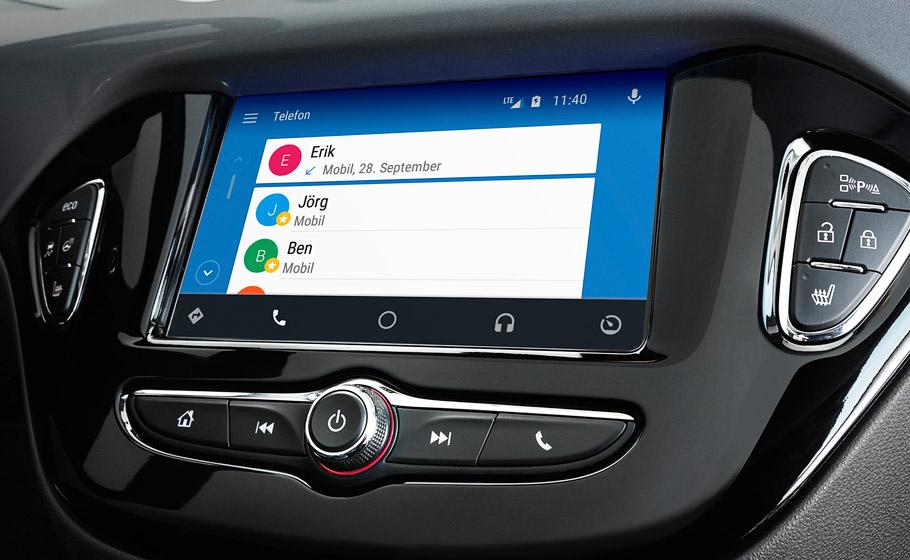 Opel Improves infotainment system of ADAM model