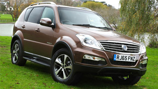 2016 ssangyong rexton and its brand-new engine