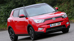 SsangYong Tivoli is Available Through Motability Scheme