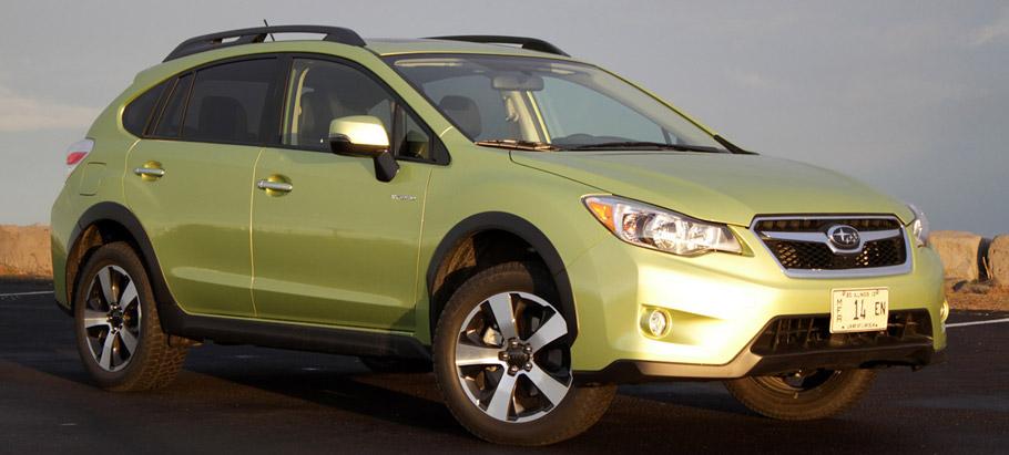 Subaru XV Hybrid STI Concept